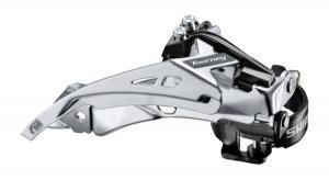 Переключатель передний Shimano Tourney TY700 универсальная тяга EFDTY700TSX6