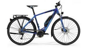 Велосипед Merida eSpresso 300EQ Blue (Black) 2019