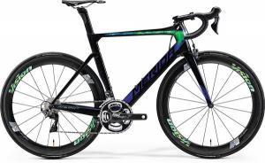 Велосипед Merida REACTO Limited Glossy black (aurora) 2018