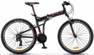 """Велосипед Stels 26"""" Pilot 970 V Серый/Красный"""