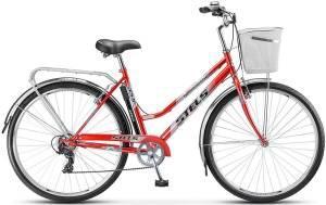 "Велосипед Stels Navigator 28"" 355 Lady Z010 (с корзиной)"