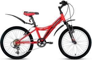 Велосипед Forward Majorca 3.0 20 (2016) Красный Матовый