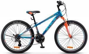 """Велосипед Stels Navigator 24"""" 400 V V020/V021 Темно-синий/Красный"""
