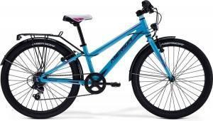 Велосипед Merida Bella J24 Blue/blue (2017)