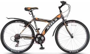 Велосипед Stels Navigator 530 V Z010 Серый/Черный/Оранжевый
