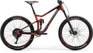 Велосипед Merida One-Sixty 5000 Dark Red/UD 2018