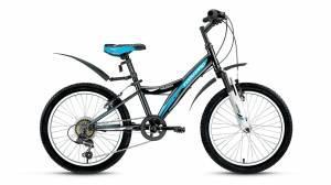 Велосипед Forward Majorca 3.0 20 (2016) Черный