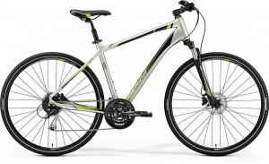 Велосипед Merida Crossway 100 Silk Titan (Green) 2018