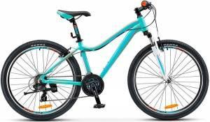Велосипед Stels Miss-6000 V V030 Морская-волна/Оранжевый