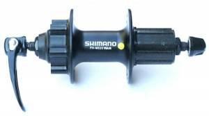 Втулка задняя Deore M525A, 32 отв, 8/9ск, QR,черный EFHM525ABZL