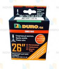 "Велокамера 26"" DURO 26x1,75/2,125 F/V-52/DHB01017"