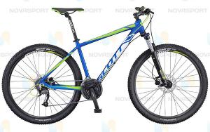 Велосипед Scott Aspect 750 Blue/White/Green (2016)