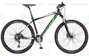 Велосипед Scott Aspect 740 Black/Green/White (2016)