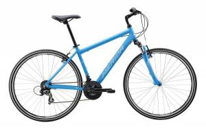 Велосипед Merida Crossway 5-V Blue/White (2017)