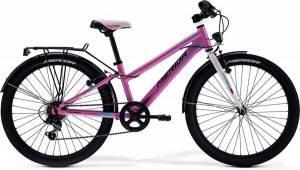 Велосипед Merida Princess J24 Pink/White  (2017)