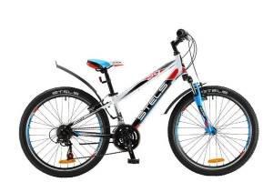 "Велосипед Stels Navigator 24"" 450 V V020 Белый/Черный"