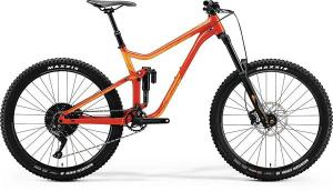 Велосипед Merida One-Sixty 600 Red (Mango) 2018