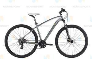 Велосипед Haro (2015) Double Peak 29 Trail (Black/Green)