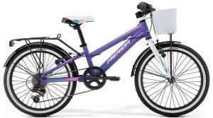 Велосипед Merida Chica J20 Matt Purple/Matt White (2017)