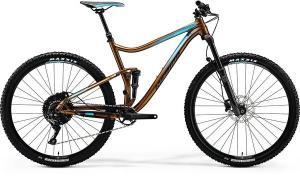 Велосипед Merida One-Twenty 7.600 Copper (Blue/Black) 2018