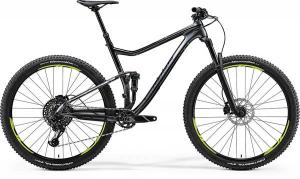 Велосипед Merida One-Twenty 7.6000 Black (Green/Dark Silver) 2018