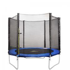 Батут DFC Trampoline Fitness 7 футов с сеткой (213 см)