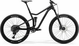 Велосипед Merida One-Forty 800 Matt Black (Shiny Black) 2018