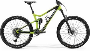Велосипед Merida One-Sixty 8000 Green/UD 2018