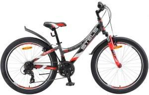 "Велосипед Stels Navigator 24"" 440 V V020 Серый/Красный"