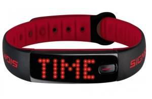 Фитнес браслет Sigma 22910 Activo черно-красный