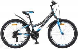 """Велосипед Stels Navigator 24"""" 440 V V020 Серый/Синий"""