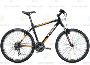 Велосипед Trek (2015) 3500 Disc Titanite Black/Fastback Orange