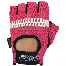 Перчатки CHIBA Athletes Choice унисекс розовый