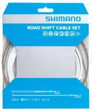 Трос+оплетка перекл Shimano SP41 белый Y60098012