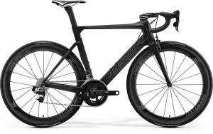 Велосипед Merida REACTO 9000-E Matt UD (Shiny White/Black) 2018