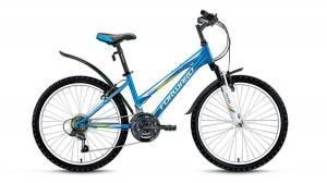 Велосипед Forward Titan 2.0 24 (2017) Low Синий