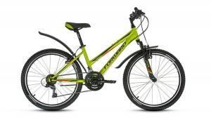Велосипед Forward Titan 2.0 24 (2017) Low Зеленый