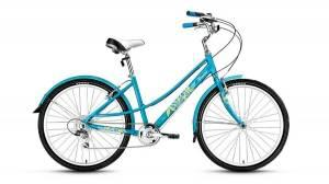 Велосипед Forward Azure 1.0 26 (2017) Синий Матовый