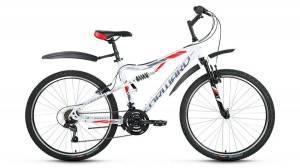 Велосипед Forward Benfica 1.0 26 (2017) Белый