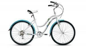 Велосипед Forward Evia 1.0 26 (2017) Белый