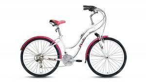 Велосипед Forward Evia 2.0 26 (2017) Белый