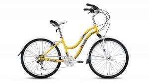 Велосипед Forward Evia 2.0 26 (2017) Желтый
