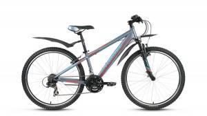 Велосипед Forward Flash 3.0 26 (2017) Серый Матовый