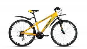 Велосипед Forward Flash 3.0 26 (2017) Желтый Матовый