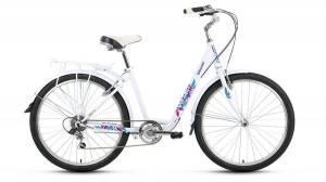 Велосипед Forward Grace 1.0 26 (2017) Белый