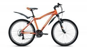 Велосипед Forward Hesper 1.0 26 (2017) Оранжевый Матовый