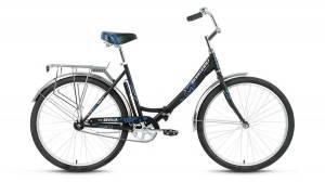Велосипед Forward Sevilla 1.0 26 (2017) Черный Матовый
