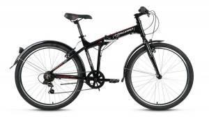 Велосипед Forward Tracer 1.0 26 (2017) Черный