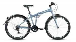 Велосипед Forward Tracer 1.0 26 (2017) Серый Матовый