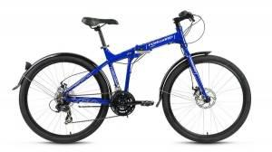 Велосипед Forward Tracer 2.0 26 (2017) Disc Синий